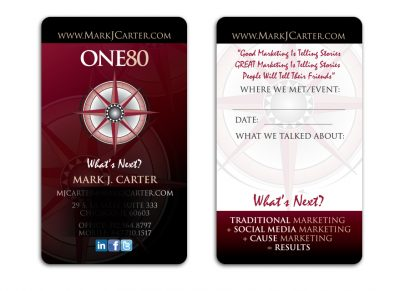 Business Card Design - Unscribbled: Graphic, Web and Communication Solutions