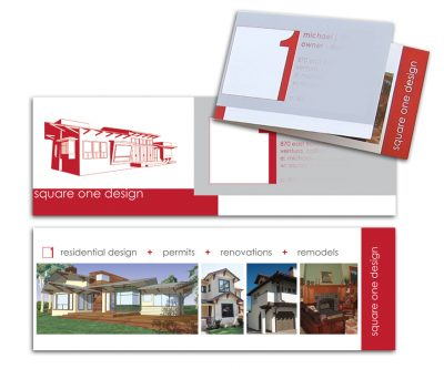 Business Cards - Unscribbled Graphic and Web Design