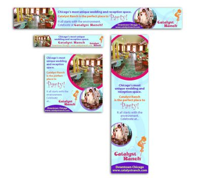 PPC Google Banner Ads - Unscribbled Graphic and Web Design