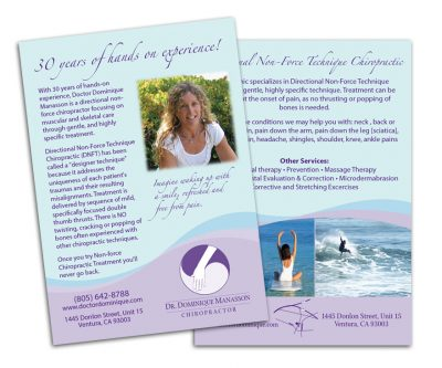 Promotional Card - Unscribbled Web and Graphic Design