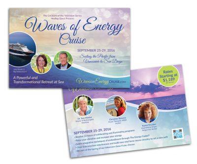 Postcard Flyer Design - Unscribbled, Inc.