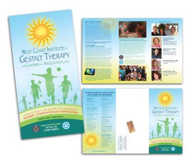 Brochure Design - Unscribbled