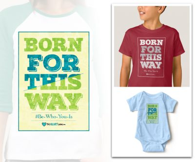 T-shirt Design - Born for this-this way