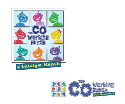 Logo Design - Coworking Catalyst Ranch