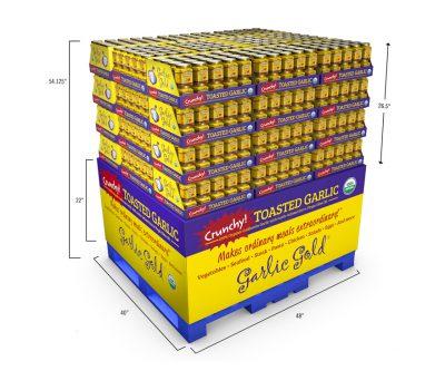 Garlic Gold Packaging